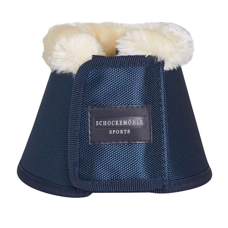 Schockemohle Cosy Navy Bell Boots